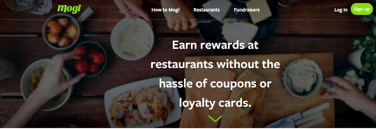 save up to 30% off your restaurant bill with no coupons, site to get 10-30% back right into your account from restaurants, easy fundraiser with cash back