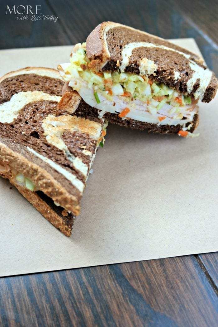 Avocado Lime California Reuben