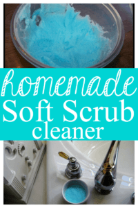 DIY Cleaning Products Homemade-Soft-Scrub-Cleaner-recipe