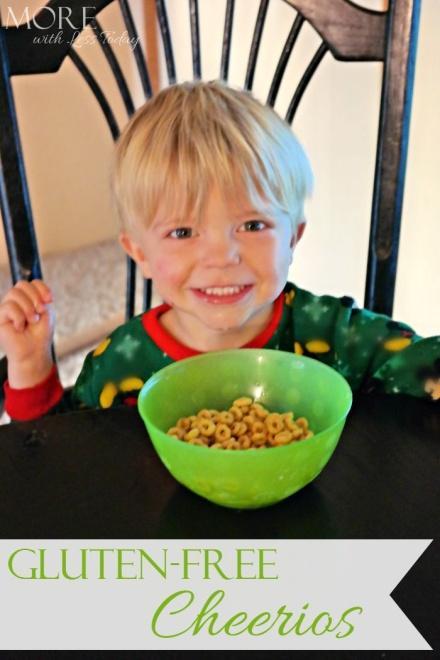 new Gluten Free Cheerios, find gluten free breakfast cereal, enjoy gluten free Cheerios, celiac breakfast choices