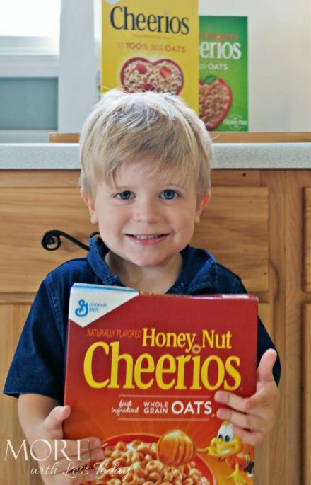 New Gluten Free Cheerios 4