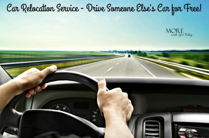 Drive Someone S Car Across Country