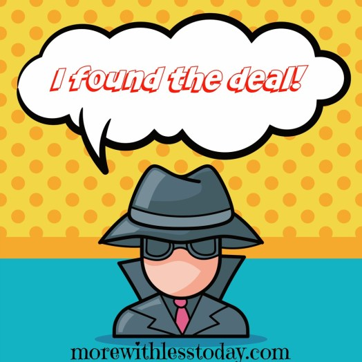 deals and steals from TV shows