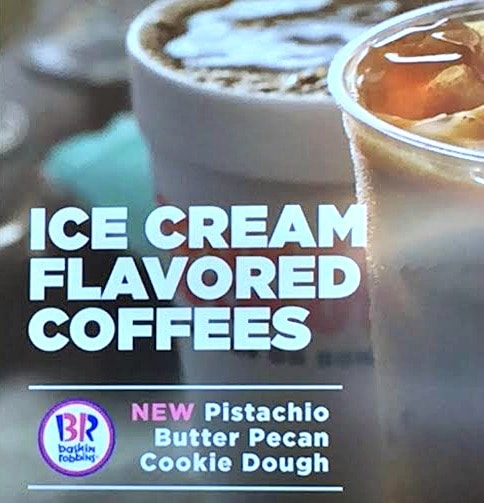 Ice Cream Flavored Coffees