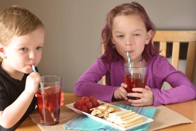 Mott's® healthy new Apple Cherry juice at Walmart