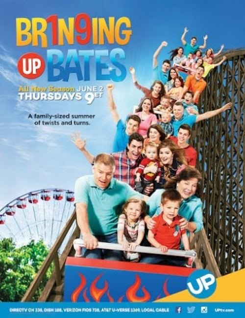 #BringingUpBates Twitter party