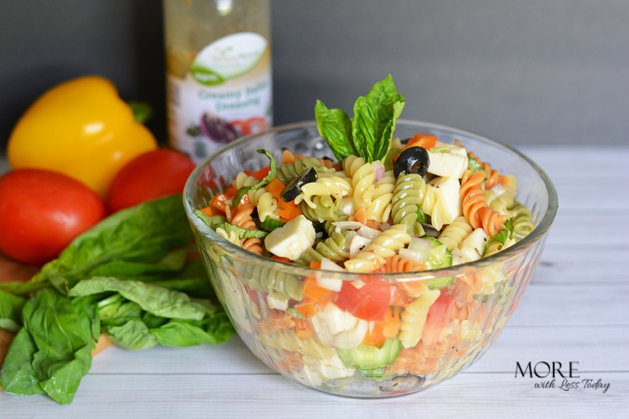 SimplyNature® salad dressings ALDI