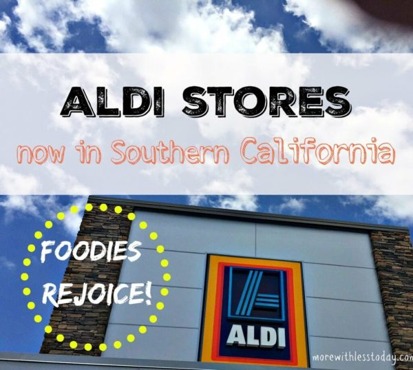 ALDI is Now in Southern California