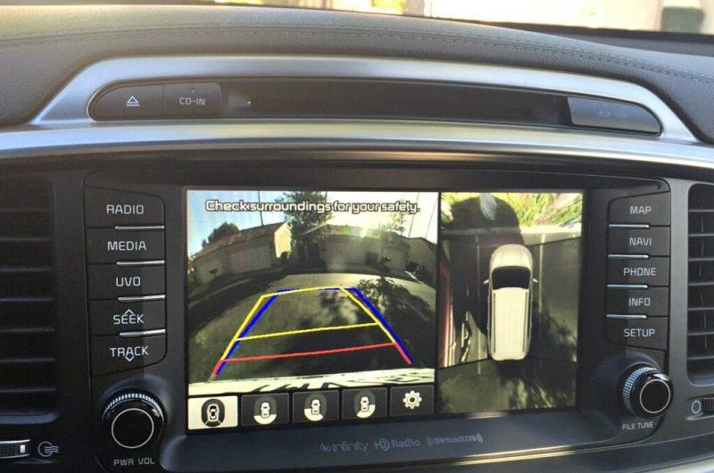 2016 Kia Sorrento SXL AWD navigation and back up camera