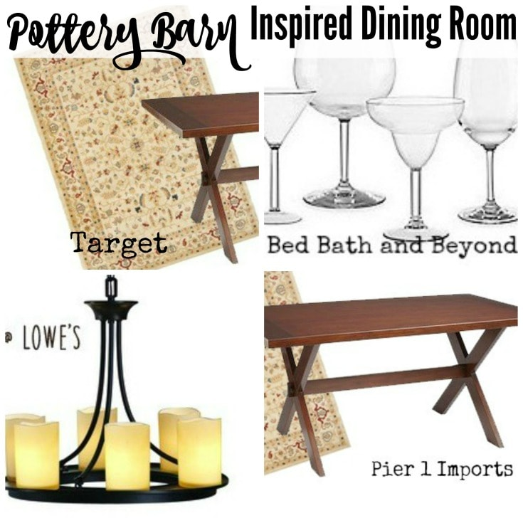 Are you a fan of the Pottery Barn look but not the price? We put together Copycat decorating dupes to get the classic look for less. AD #decor #decordupes