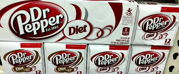 #SummerFUNd Diet Dr Pepper® and Walmart