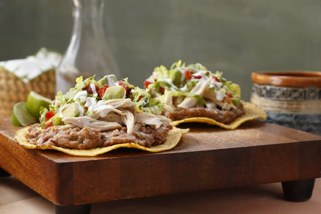 Recipe - Traditional tostadas (2)