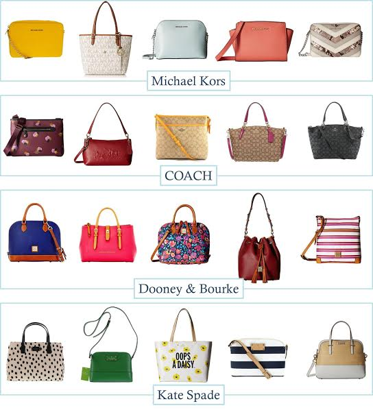 Are you looking for a designer purse, handbag or tote that won't break the bank? We found good deals on popular styles today.