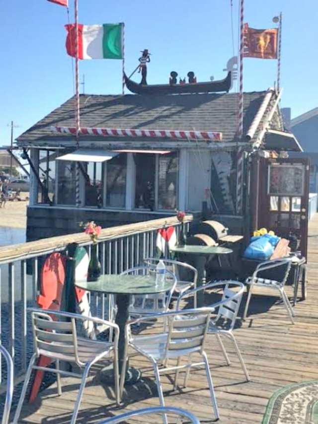 Gondola Getaway location
