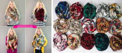 Cents of Style blanket Scarf