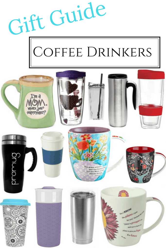 If you are looking for an inexpensive gift for a coffee lover, we put together a gift guide of popular mugs and tumblers to make your shopping a breeze.