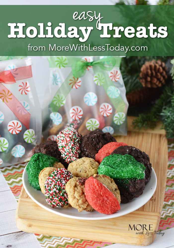 Are you looking to go the semi-homemade route for holiday dessert recipes? Find ideas from Immaculate Baking Co. found at Whole Foods.