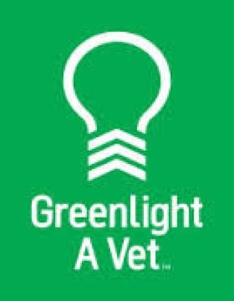 If you want to support our returning veterans, take part in #greenlightavet. Simply change out one porchlight to green and welcome home our veterans.