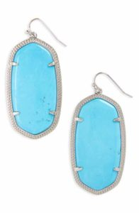 If you are looking for a really nice gift to give, take a look at today's hot deals on Kendra Scott jewelry at Nordstrom. kendra-scott-danielle-earrings