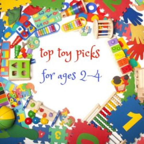 Do you have kids from 2-4 years old on your gift list this year? See what we found by price point and most popular to make your shopping a breeze.