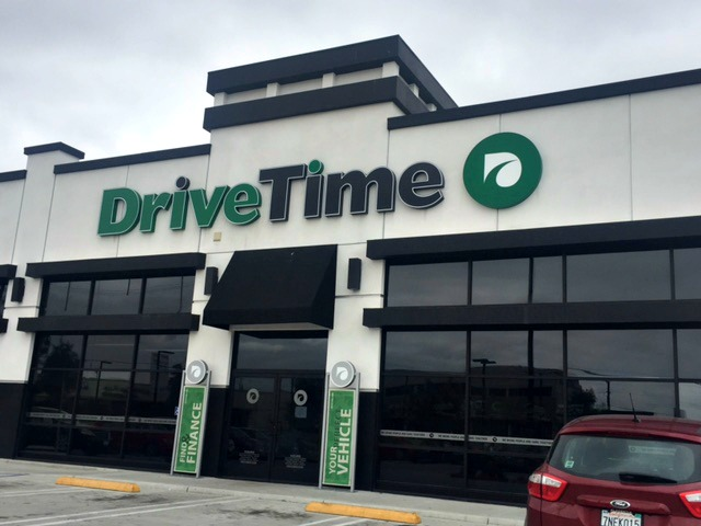 DriveTime online approval process