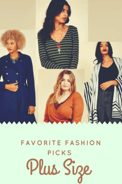 If you love fashion, take a look at our Plus Size fashion picks from one of our favorite fashion sites for Plus Sizes; ModCloth.