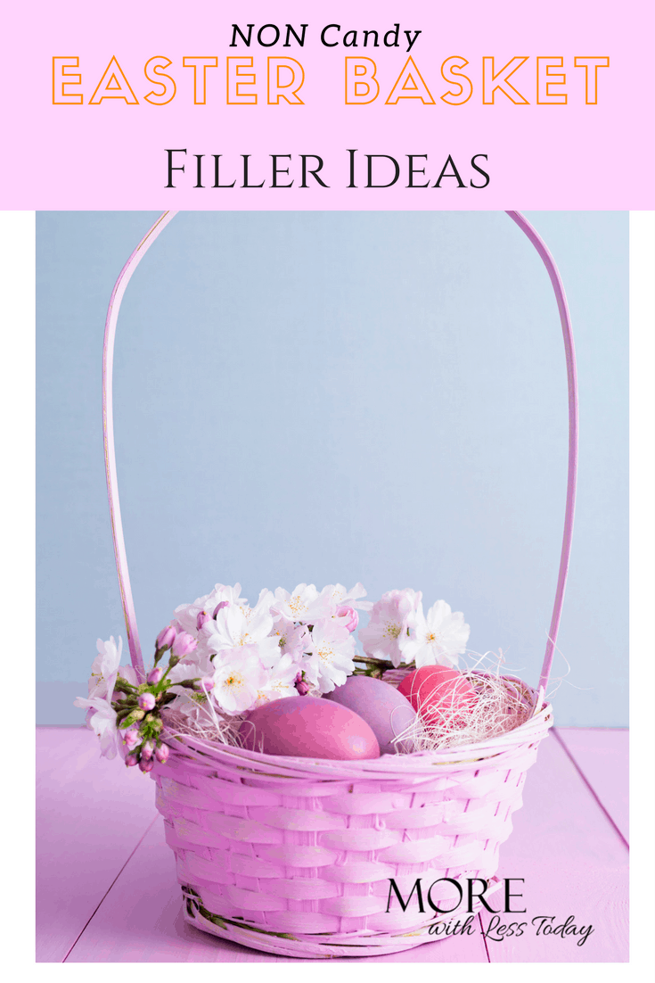 Are you looking for non-candy Easter basket filler ideas? We have the perfect ideas to build a basket for girls and boys.