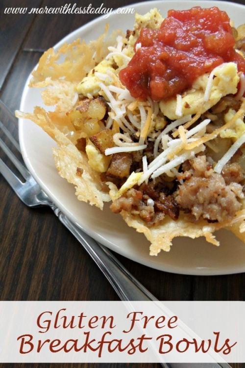 Gluten-Free Breakfast Bowl