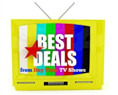 We have the Weekend Deals and Steals from our Favorite TV Shows and More! If you love the TV deals and steals, we do too!
