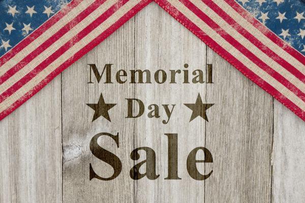 Looking to save money this weekend? Check out the top Memorial Day sales. We are tracking the deals and steals happening all weekend long.