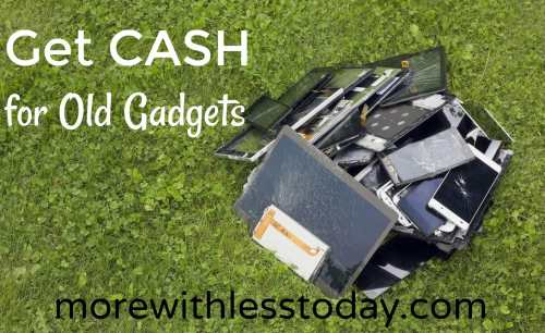 Places to Recycle, Donate or Sell Old Gadgets – Cash in on Spring Cleaning