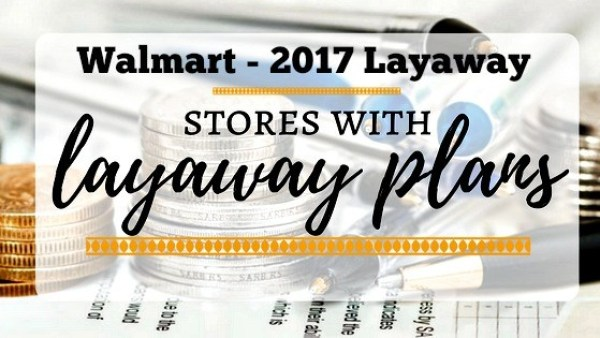 Layaway 2017 - find out which stores that offer layaway for Christmas and those that offer it year round. Layaway programs are available in these 10 stores.