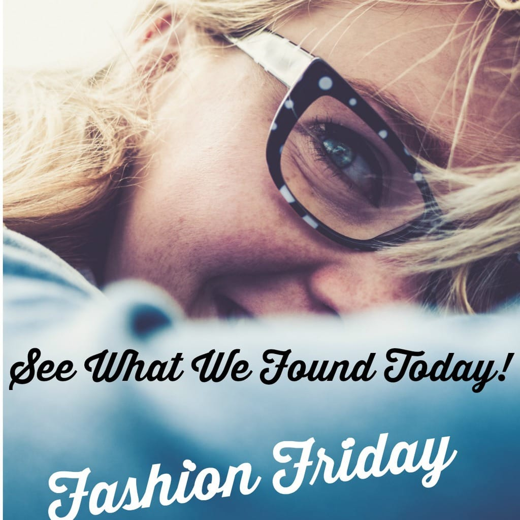 If you love to live in leggings, you will love today's Fashion Friday - Get Your Leggings On With Prices as Low as $12. The jeans are so cute!