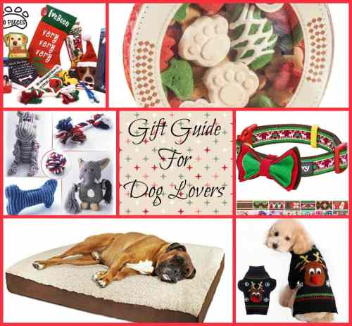Gift Guide for Dog Lovers – These Make Great Hostess Gifts Too!