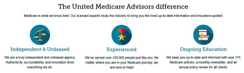United Medicare Advisors unbiased