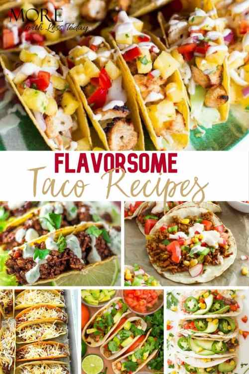 Recipes for Taco Tuesday – See New Easy and Tasty Ideas