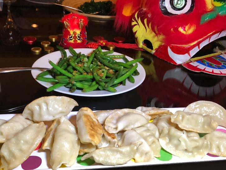 Chinese New Year Menu - a Simple to Prepare Feast for an At-Home Celebration. Learn from Chef Katie Chin and make a delicious meal using Ling Ling products and a few chef's tips.