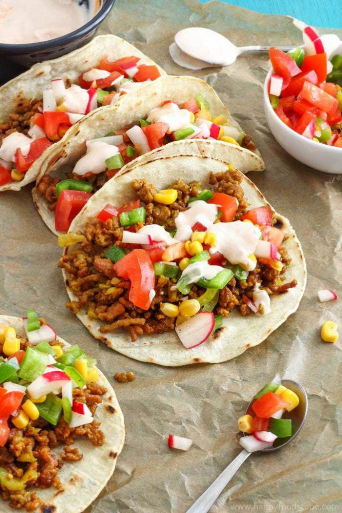 Recipes for Taco Tuesday - See New Easy and Tasty Ideas
