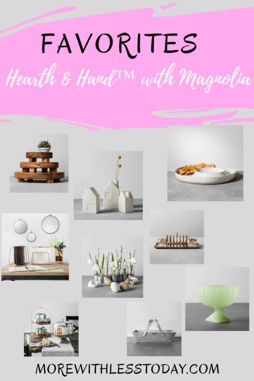 """Favorites from the Hearth & Hand™ with Magnolia Collection at Target. I love everything aboutHearth & Hand™ with Magnolia Collection at Target. The designs are simple and clean and say, """"come in and sit awhile!"""" If you like Modern Farmhouse decor, I think you will love this collection too."""