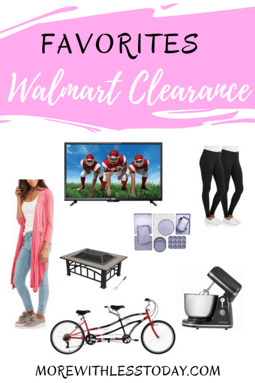 Did you know about the Walmart online clearance outlet? Find outlet and warehouse prices at Walmart from the comfort of your computer. Check the Walmart clearance prices on baby items, furniture, electronics, sporting goods and more!