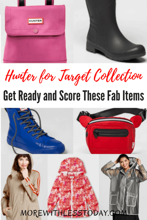 Hunter for Target Collection: Get Ready and Score These Fab Items