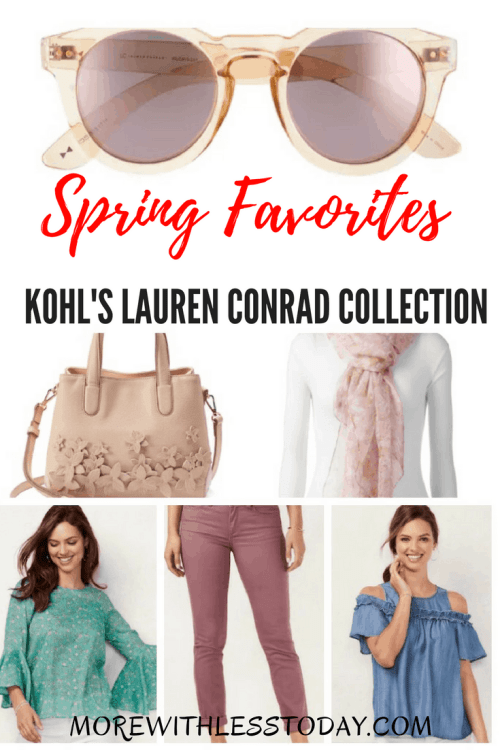 Our Favorites from the Kohl's Lauren Conrad Collection for Spring