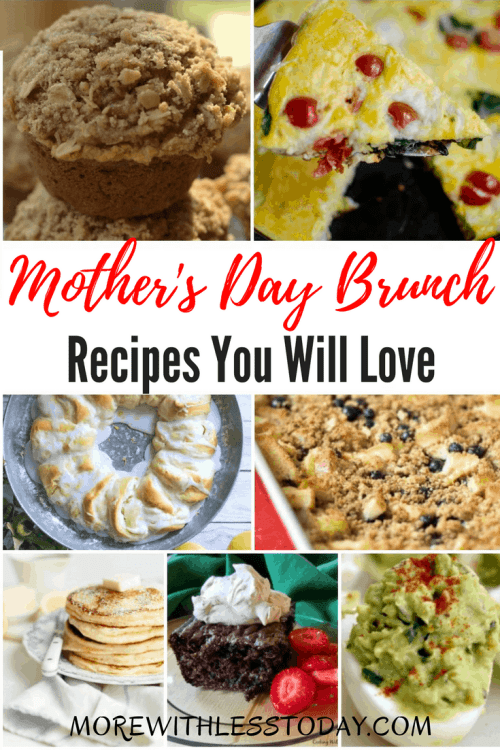 Mother's Day Brunch Recipes That Everyone Will Love!