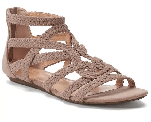 LC Lauren Conrad Baneberry Women's Sandals Kohl's
