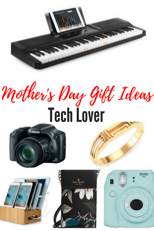 Gifts for the Tech Lover – Mother's Day Gift Ideas for the Cool Mom