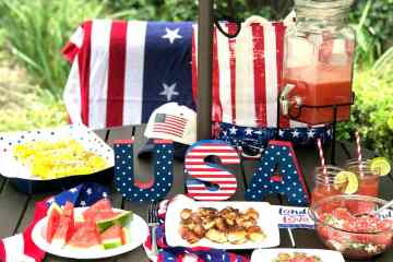 Throw the Perfect Independence Day Block Party – Easy Entertaining Tips for the 4th of July