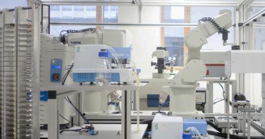 Eve Robotic Scientist