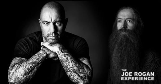 Joe Rogan Aubrey de Grey