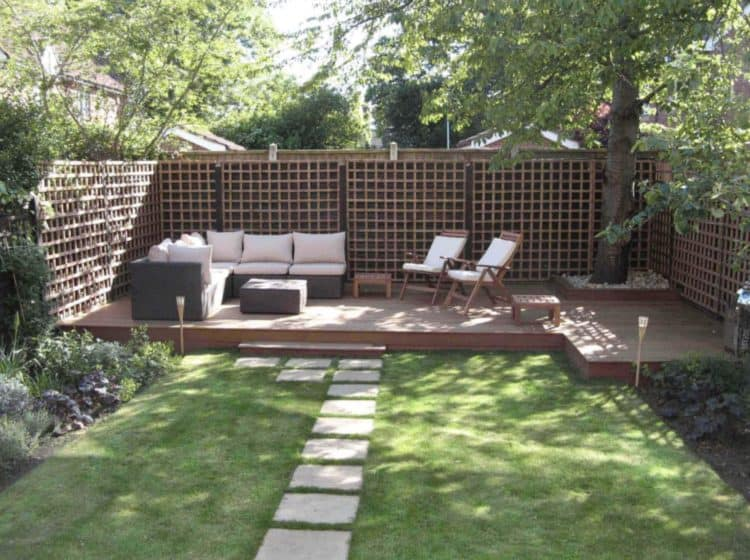 Garden Landscaping Ideas for Front and Backyard - MORFLORA