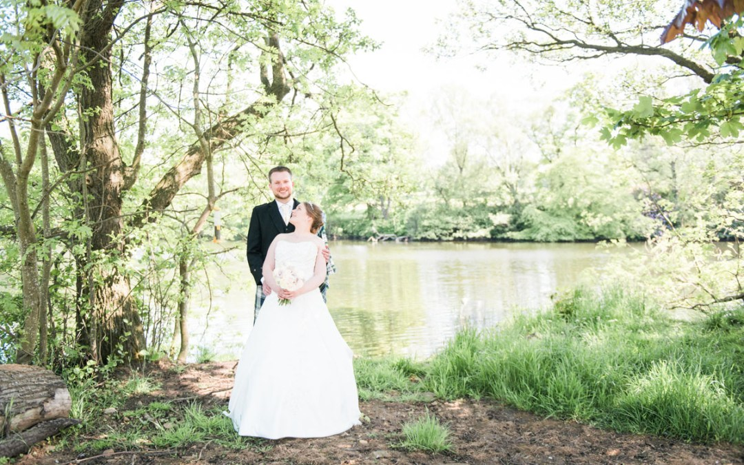 Married at the Dalmahoy: Linda + Andrew
